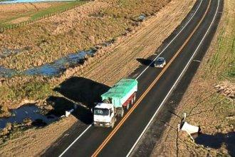 Una obra pública en Entre Ríos, destacada en las redes del Ministerio de Transporte
