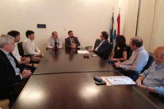 Representantes de la UIER y el secretario de Trabajo hablaron sobre la situación laboral de la provincia