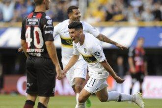 Tras un penal sin cobrar para Patronato, Boca ganó 1 a 0