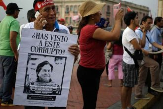 El mapa virtual de presidentes corruptos en América Latina