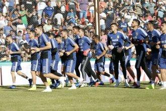 Por primera vez, Kannemann será titular en la selección argentina