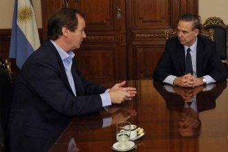 En la Casa de Entre Ríos, el PJ alternativo reúne a 7 gobernadores