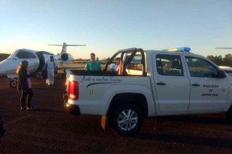 Llegaron 3 aviones y comenzó el operativo de ablación de los órganos de Ariel Padrón