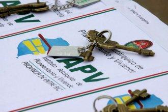 El IAPV inaugurará 101 nuevas viviendas en dos ciudades entrerrianas