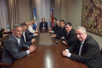Los Gobernadores justicialistas proyectan una formula para presentar en las próximas elecciones nacionales