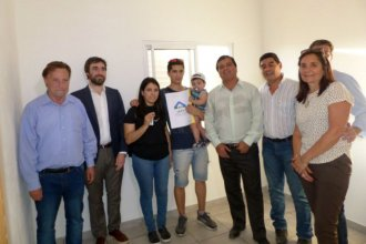 Nación entregó 300 nuevas viviendas en Entre Ríos