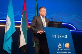 De la Federal a Interpol: Roncaglia se va para Dubai