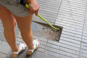 Media sanción al uso de bastones verdes para personas con baja visión