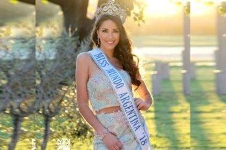 Con el voto de la gente, entrerriana podría ser la nueva Miss Mundo 2018