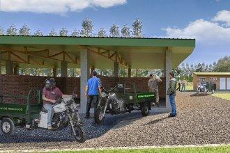 Con el apoyo de Nación, construirán planta de procesamiento y reciclaje en Concordia