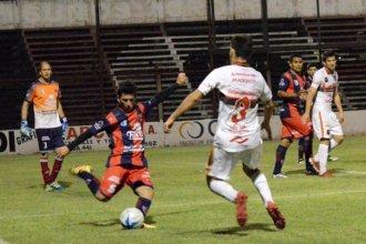 Con un gol de Allende, DEPRO festejó en Pergamino