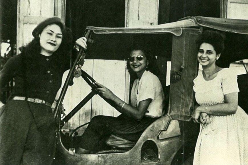 Las hermanas Mirabal, asesinadas por Trujillo.