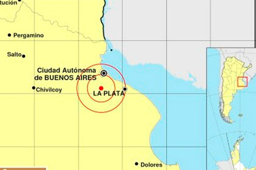 Alarma en Buenos Aires por un temblor de 3.8
