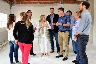 Cresto destacó el trabajo con Nación y puso fecha a la inauguración de centro de desarrollo