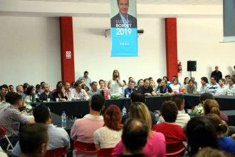 Con un mensaje para Urribarri, el peronismo comenzó a proyectar la reelección de Bordet