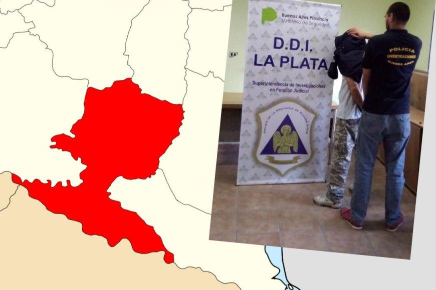 A Gualeguay irá el hombre detenido en La Plata.