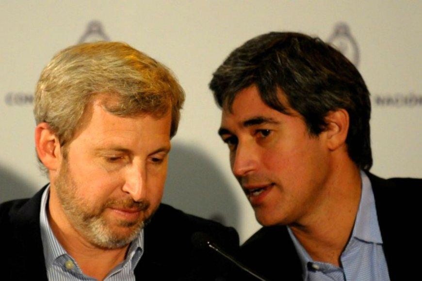 Frigerio con Adrián Pérez, claves dentro del PRO.