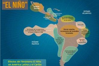El Niño promete un verano con más agua que la habitual