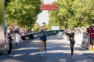 Con el mejor registro nacional de la temporada, Federico fue líder en San Isidro