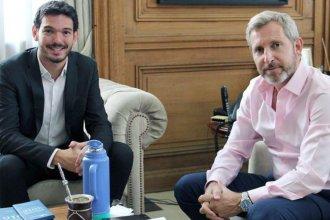 """Para Gainza, """"Frigerio es el mejor candidato"""" a gobernador"""