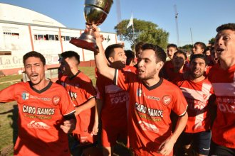 Sauce es campeón invicto del Clausura y ganador de la tabla general