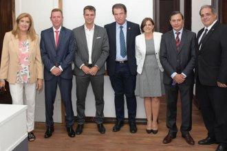 Asumieron formalmente los miembros de la Cámara de Casación Penal de Concordia