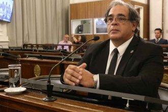 Carbonell llegó como vocal hace menos de 1 años y ya sería elegido presidente del STJ