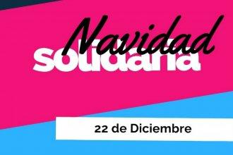 """La """"Navidad solidaria"""" llegará con arte y regalos a los barrios de Concordia"""