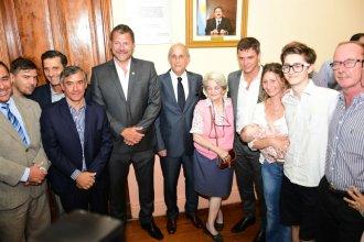 Casañas, el ex vice de Bordet que fue reconocido en el Concejo Deliberante