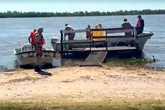 Hallaron en el río el cuerpo de la entrerriana desaparecida