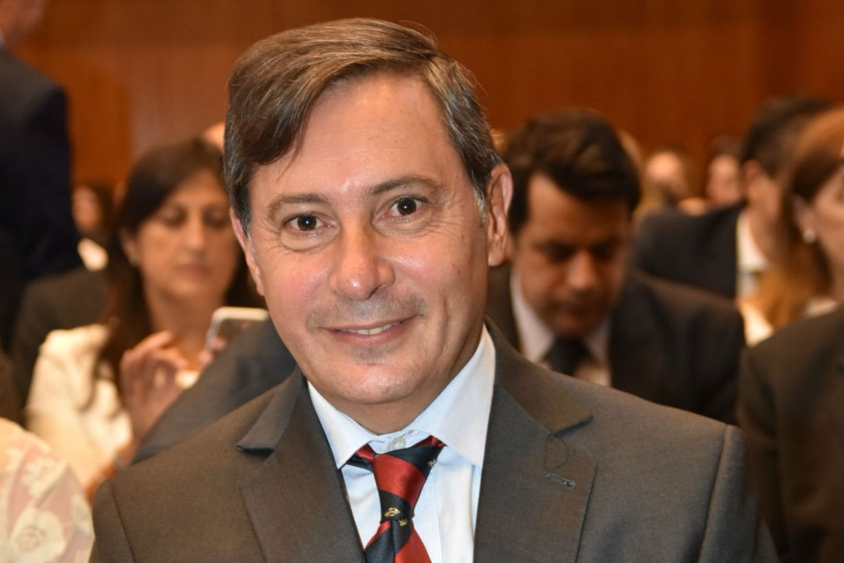 Aníbal Lafourcade, nuevo juez de Casación Penal.