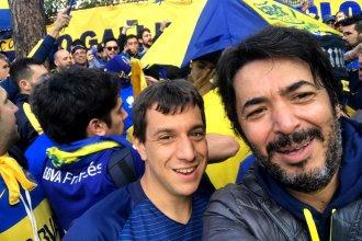 """Un viaje de """"locura"""" por la camiseta: la aventura de Gabriel, desde Madrid"""