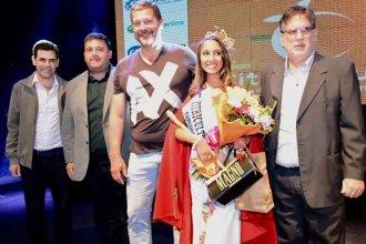 Nadia es la nueva reina de la Fiesta de la Citricultura