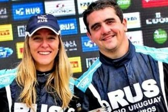 Nadia Cutro es subcampeona del Rally Argentino