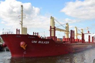 Llega el segundo ultramarino en menos de un mes para cargar madera de pino con destino a China