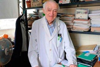 Luis Schapira: El médico que nació en Entre Ríos y es ejemplo a los 90 años