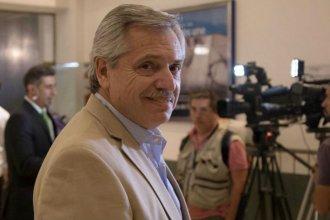 Alberto Fernández se suma a Gioja para el acto del peronismo K en Entre Ríos