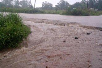 La Provincia asiste a los municipios afectados por el temporal y monitorea la situación