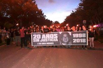 Desgarrador testimonio de la madre, en la marcha por los 20 años sin justicia para Alejandra Martínez