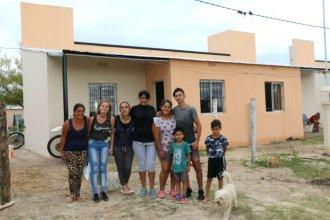 """""""Ahora tengo mi casa con calle asfaltada y es un sueño del cual no quiero despertar"""""""