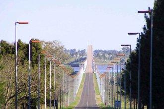 Invertirán 7 millones de dólares para remodelar el área de control del puente San Martín