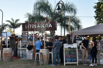 Cerveza artesanal, gastronomía y música convocaron una multitud en el puerto