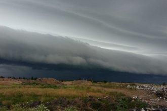 Varias ciudades de Entre Ríos en alerta meteorológica