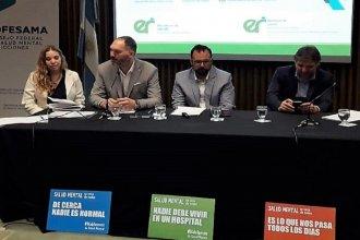 Entre Ríos participó del Consejo Federal de Salud Mental y Adicciones en Buenos Aires