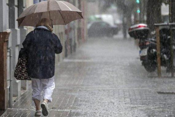 Lluvias y tormentas: lo que el pronóstico indica para el fin de semana