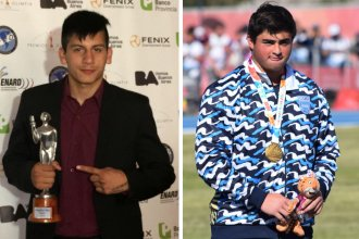 Dos entrerrianos, de plata en el premio deportivo más importante del país
