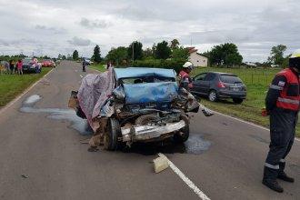 Una mujer falleció tras impactante accidente de tránsito