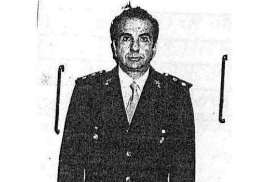 Marino González, en problemas.
