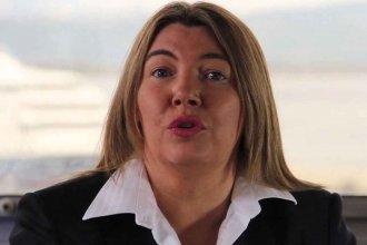 """""""La justicia penal no me resolvería nada"""" dijo Rosana Bertone, la entrerriana que gobierna Tierra del Fuego y fue abusada en su niñez"""
