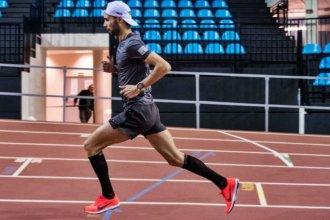Para cerrar el 2018, Federico Bruno competirá con atletas internacionales